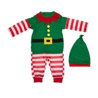 Costum Baietel Elf 2 piese