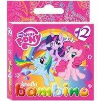 Creioane colorate My Little Pony, 12 culori