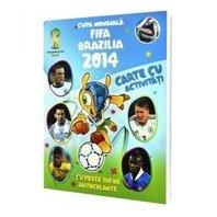 Cupa Mondiala FIFA Brazilia 2014 - Carte cu activitati