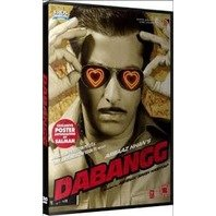 DVD Dabangg – Fara frica
