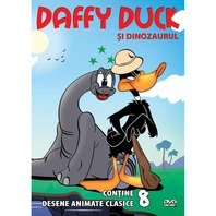 DVD Daffy Duck si dinozaurul