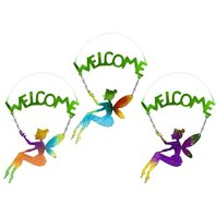 Decoratiune Welcome ZANA