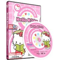 DVD Hello Kitty - Descurcareata Kitty