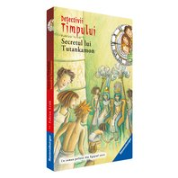 Detectivii timpului  2 - Secretul lui Tutankamon