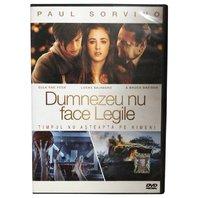 DUMNEZEU NU FACE LEGILE [DVD] [2011]