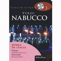 DVD Opere vol. 3 - Nabucco (carte si DVD)
