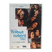 DVD Tribut iubirii