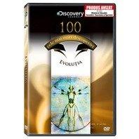 DVD 100 cele mai mari descoperiri - Evolutia