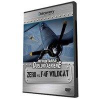 DVD Infruntarea: Dueluri aeriene - Zero vs. F4F Wildcat