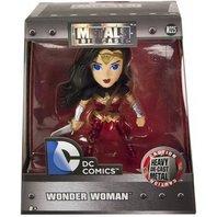 Figurina DC Comics Metal Die Cast - Wonder Woman (versiune benzi desenate)