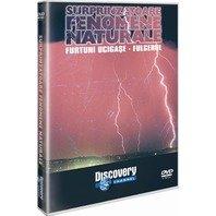 DVD Surprinzatoare fenomene naturale - Furtuni ucigase. Fulgerul