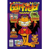 Garfield Revista nr. 71-72