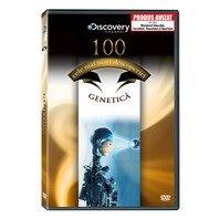 DVD 100 cele mai mari descoperiri - Genetica