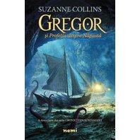 Gregor si Profetia despre Napasta (Seria Cronici din subpamant  partea a II-a)