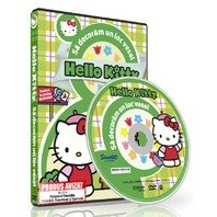DVD Hello Kitty - Sa decoram un loc vesel