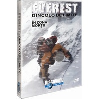 DVD Everest. Dincolo de limite - In zona mortii