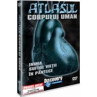 DVD Atlasul Corpului Uman - Inima. Suflul vietii. In pantece