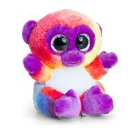 Jucarie de plus Animotsu maimuta rainbow