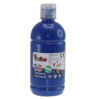 LITTLIES TEMPERA 500ml ALBASTRU