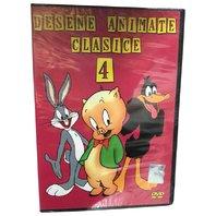 DVD Desene animate clasice 4 - Looney Tunes