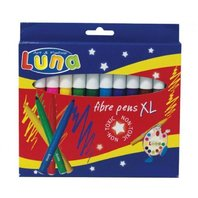 Luna Markere Jumbo, 24 buc