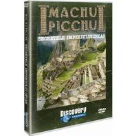 DVD In cautarea lumilor pierdute - Machu Picchu. Secretele Imperiului Incas