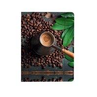 Mapa Coffee cu elastic