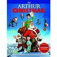 Marea cursa de Craciun / Arthur Christmas - Blu-Ray