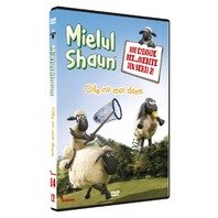 DVD Mielul Shaun - Oile nu mai dorm