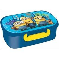 Minions Sandwich box 2 culori albastru