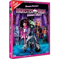 Monster High: Dominatia vampirilor