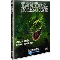 DVD Lumea Dinozaurilor - Monstrii marilor. Balenele - Inapoi in ocean