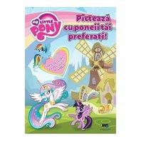 My Little Pony Picteaza cu poneii tai preferati