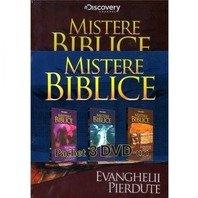 PACHET DVD MISTERE BIBLICE
