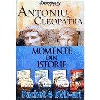 Pachet DVD MOMENTE DIN ISTORIE