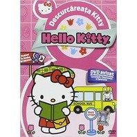 DVD Pachet Hello Kitty 1 - Descurcareata Kitty
