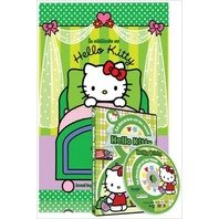 DVD Pachet Hello Kitty 2 - Sa decoram un loc vesel