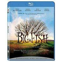 Pestele cel Mare / Big Fish (fara subtitrare in romana) - BLU-RAY