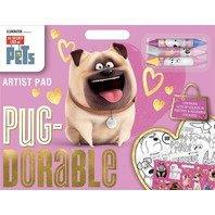 Pets Artist Pad