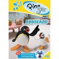 DVD Pingu danseaza
