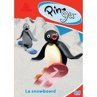 DVD Pingu la snowboard