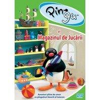 DVD Pingu si magazinul de jucarii