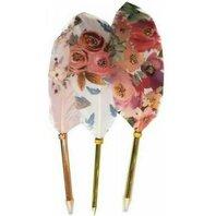 Pix in forma de pana flowers