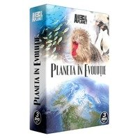 Planeta in evolutie, 3 DVD-uri