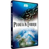 DVD Planeta in evolutie: Africa si Brazilia
