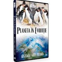 DVD Planeta in evolutie: Australia si Noua Zeelanda