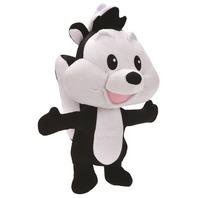Jucarie de Plus Warner Bros Baby Pepe Le Pew, 34 cm