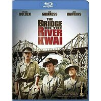Podul de pe raul Kwai / The Bridge on the River Kwai (fara subtitrare in romana) - BLU-RAY