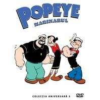 DVD Popeye marinarul: Colectia aniversara 3
