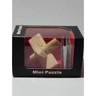 Puzzle din metal si lemn , mix, 6 Model-2